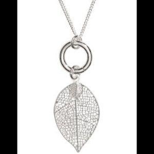 🍃Silver Leaf Necklace🍃